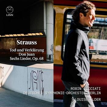 STRAUSS, R. - TOD UND VERKLARUNG/DON JU