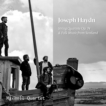 MAXWELL QUARTET - JOSEPH HAYDN: STRING..