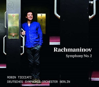 TICCIATI, ROBIN - RACHMANINOV: SYMPHONY NO.