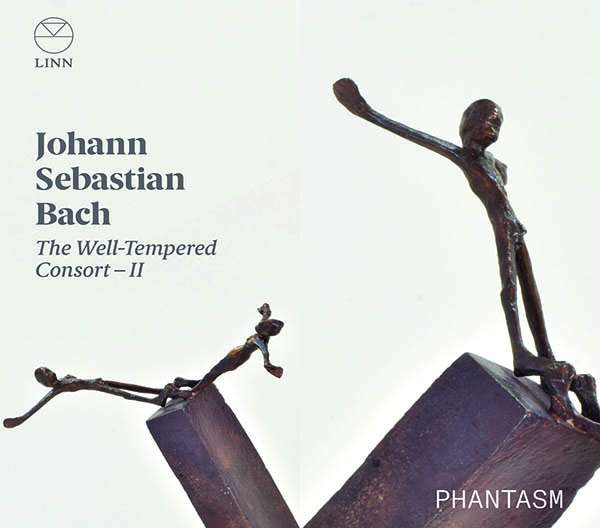 PHANTASM - J.S. BACH: THE WELL-TEMPE