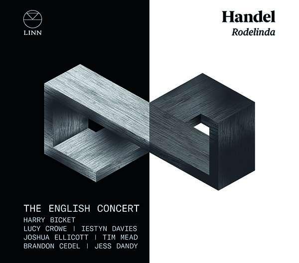 ENGLISH CONCERT - HANDEL: RODELINA