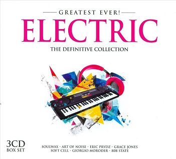V/A - GREATEST EVER ELECTRIC