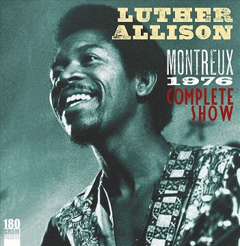 ALLISON, LUTHER - MONTREUX 1976