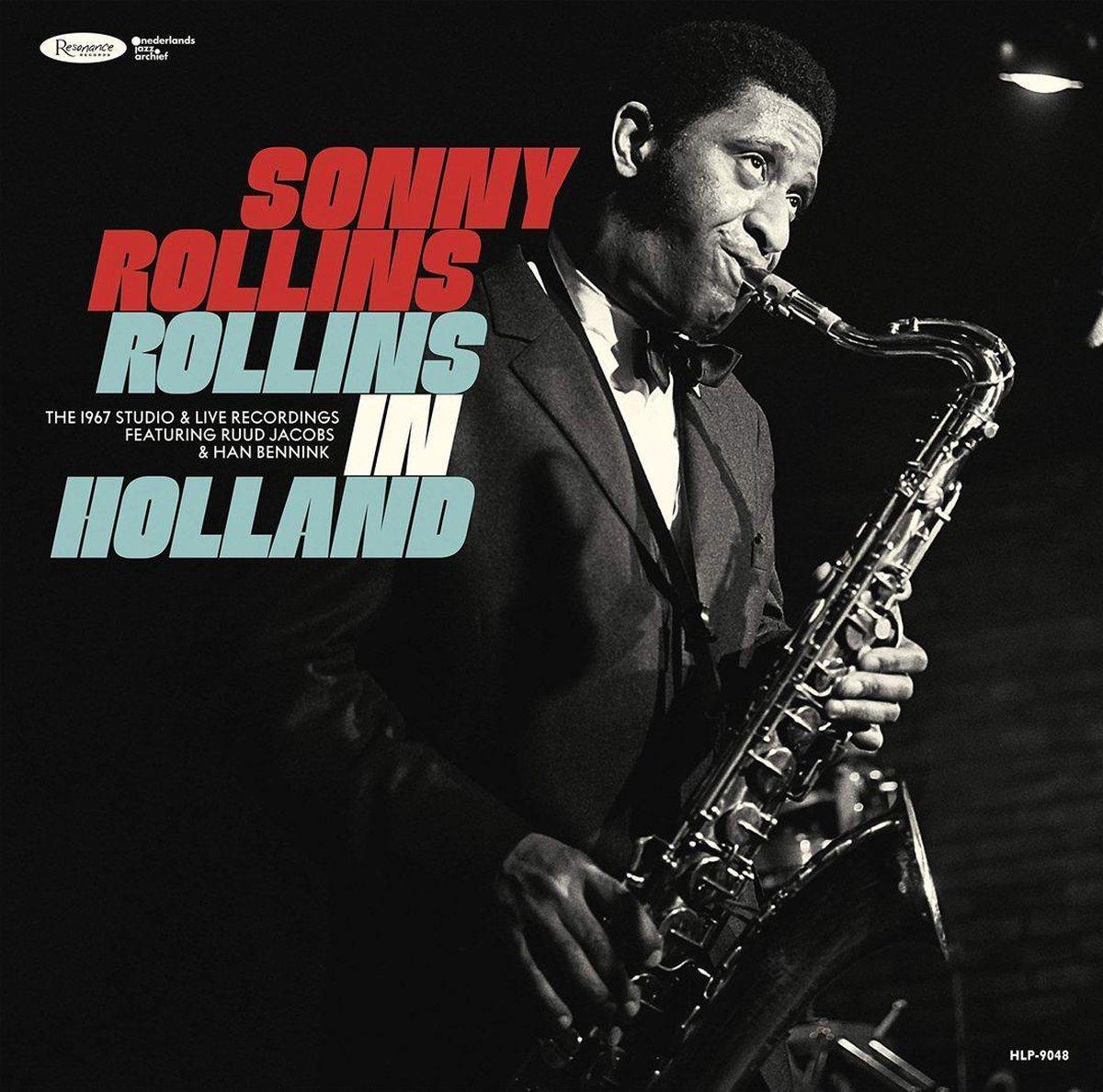 ROLLINS, SONNY - ROLLINS IN HOLLAND