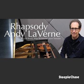 LAVERNE, ANDY - RHAPSODY