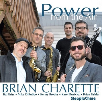 CHARETTE, BRIAN - POWER FROM THE AIR