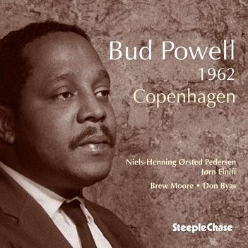 POWELL, BUD - COPENHAGEN 1962