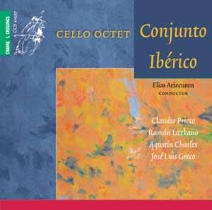 CELLO OCTET CONJUNTO IBER - MODERN WORKS