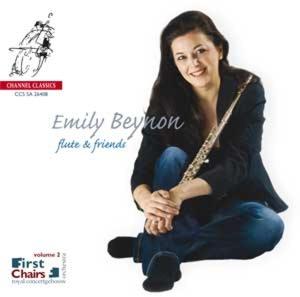 BEYNON, EMILY - FIRST CHAIRS RCO.. -SACD-