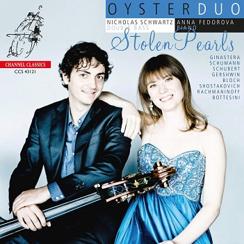 OYSTER DUO - STOLEN PEARLS