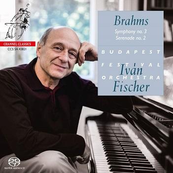 FISCHER, IVAN / BUDAPEST - BRAHMS: SYMPHONY.. -SACD-