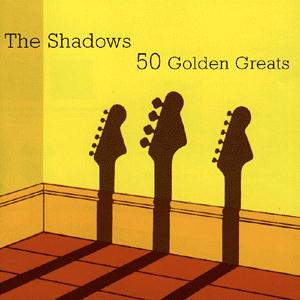 SHADOWS - 50 GOLDEN GREATS