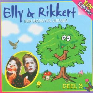 ELLY & RIKKERT - EEN BOOM VOL LIEDJES V.3