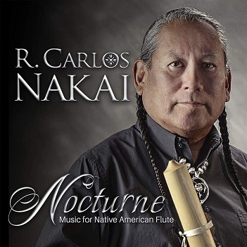 NAKAI, R. CARLOS - NOCTURNE - MUSIC FOR..
