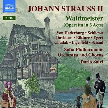 STRAUSS, J. -JR.- - WALDMEISTER