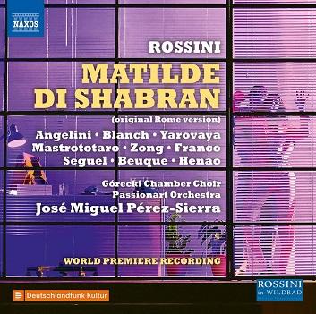 ROSSINI, G. - MATILDE DI SHABRAN..