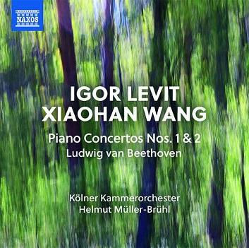 LEVIT, IGOR / XIAOHAN WAN - BEETHOVEN PIANO CONCERTOS