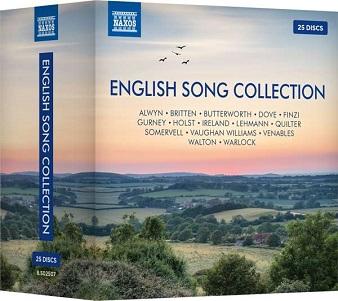 V/A - ENGLISH SONG.. -BOX SET-