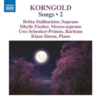 STALLMEISTER, BRITTA - KORNGOLD SONGS VOL.2