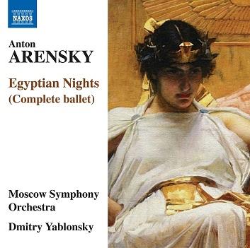 ARENSKY, A. - EGYPTIAN NIGHTS