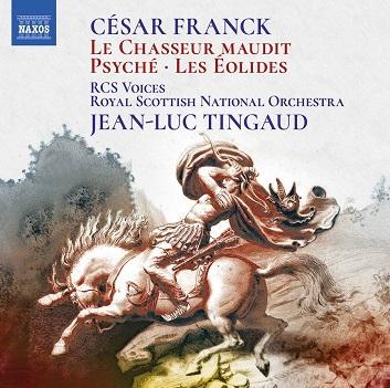 FRANCK, C. - LE CHASSEUR MAUDIT/PSYCHE