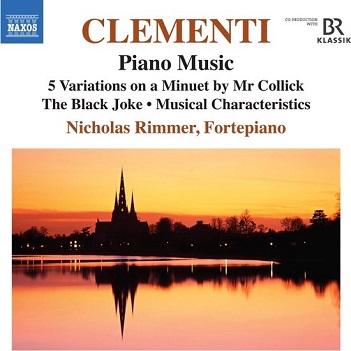 CLEMENTI, M. - PIANO MUSIC