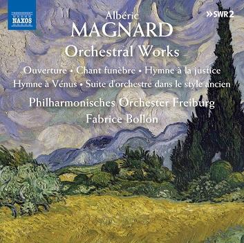 Philharmonisch Orchester Freiburg - MAGNARD-ORCHESTRAL WORKS