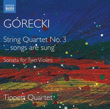 GORECKI, H. - STRING QUARTET NO.3 'SONG