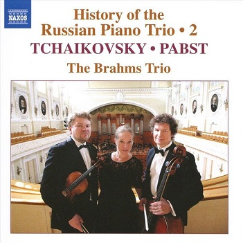 BRAHMS TRIO - HISTORY OF THE RUSSIAN..