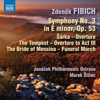 FIBICH, Z. - SYMPHONY NO.3 IN E MINOR