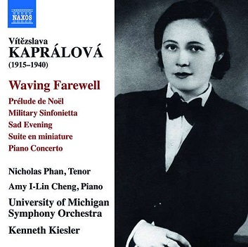 KAPRALOVA, V. - WAVING FAREWELL