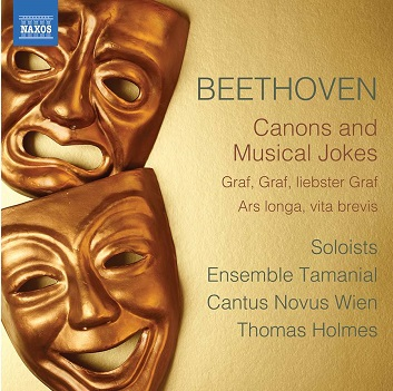BEETHOVEN, L. VAN - CANONS AND MUSICAL JOKES