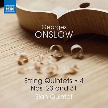 ELAN QUINTET - GEORGES ONSLOW: STRING..