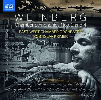 EAST-WEST CHAMBER ORCHEST - WEINBERG CHAMBER..