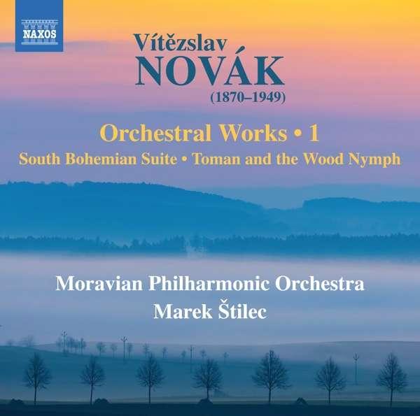 NOVAK, V. - ORCHESTRAL WORKS VOL.1