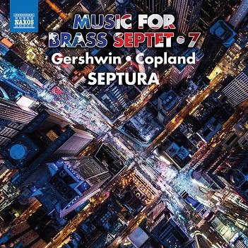 SEPTURA - MUSIC FOR BRASS SEPTET,..