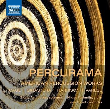 PERCURAMA - AMERICAN PERCUSSION WORKS