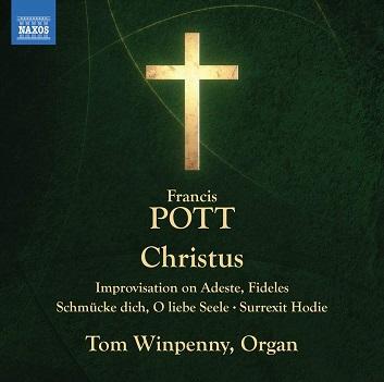 WINPENNY, TOM - FRANCIS POTT: CHRISTUS