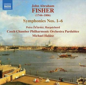 FISHER, J.A. - SYMPHONIES NOS. 1-6