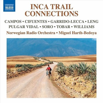 NORWEGIAN RADIO ORCHESTRA - INCA TRAIL CONNECTIONS