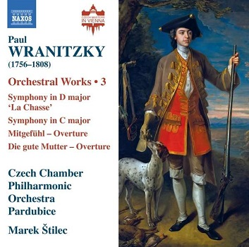 WRANITZKY, P. - ORCHESTRAL WORKS VOL. 3