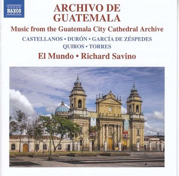 EL MUNDO / RICHARD SAVINO - ARCHIVO DE GUATAMALA