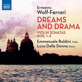 BALDINI, EMMANUELE / LUCA - DREAMS AND DRAMA -..