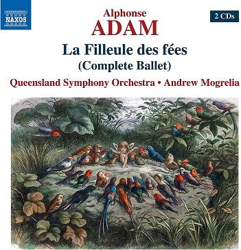 QUEENSLAND SYMPHONY ORCHE - ADAM: LA FILLEULE DES..