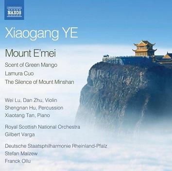 LU, WEI / DAN ZHU / SHENG - XIAOGANG YE: MOUNT E'MEI/