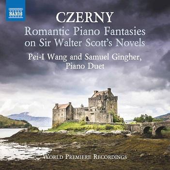 WANG, PEI-I / SAMUEL GING - CZERNY: ROMANTIC PIANO..