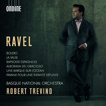 BASQUE NATIONAL ORCHESTRA - RAVEL: BOLERO/LA..