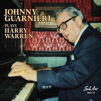 GUARNIERI, JOHNNY - JOHNNY GUARNIERI PLAYS..