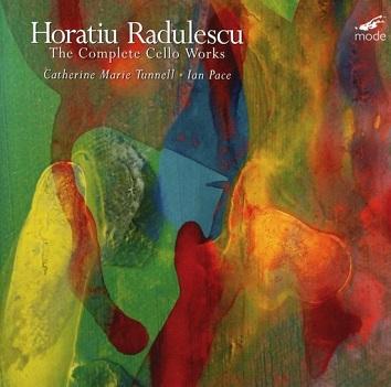 RADULESCU, H. - WORKS FOR CELLO