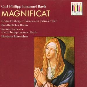 BACH, CARL PHILIPPE EMANUEL - MAGNIFICAT Wq. 215 & Sinfonie Wq. 180 & Wq173